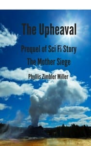 The Upheaval book cover
