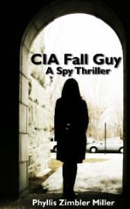 CIA Fall Guy book cover