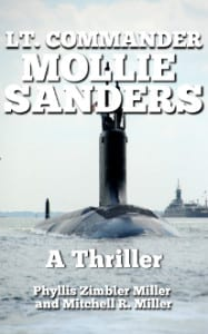 LCDR Mollie Sanders book cover
