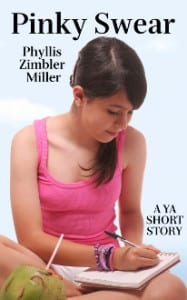 Cover of Pinky Swear short story